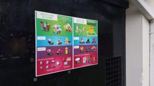 Bin store poster